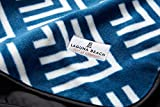 Blue and White Picnic & Outdoor Blanket by Laguna