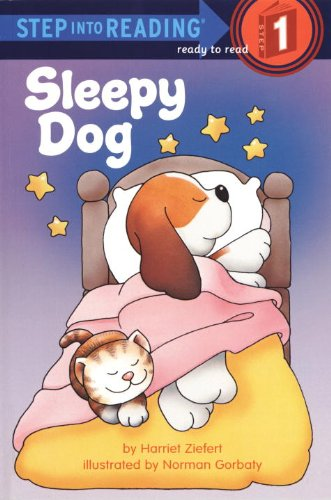 Sleepy Dog (Turtleback School & Library Binding Edition) (Step Into Reading: A Step 1 Book)