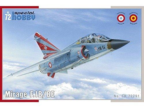 スペシャルホビー 1/72 フランス スペイン Mirage F.1 B/BE プラモデル SPHSH72291 B01GQ22MG0