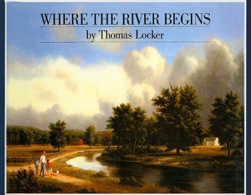 Where the River Begins, Locker, Thomas