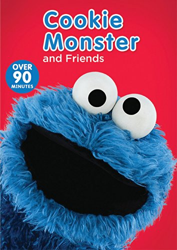 Sesame Street: Cookie Monster and Friends (Sesame Street The Best Of Elmo Part 1)