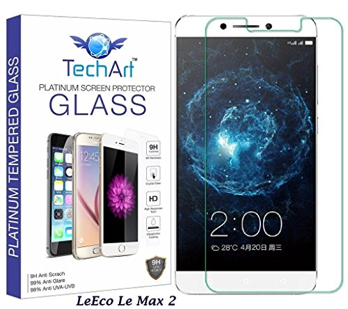 LeEco LeMax 2 Tempered glass By TechArt