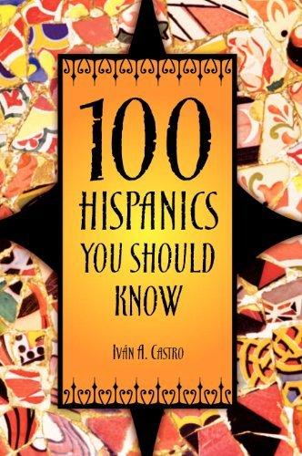 100 Hispanics You Should Know Pdf