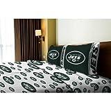 NFL Anthem New York Jets Bedding Sheet Set: Full