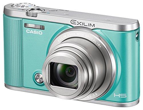 CASIO Digital camera EXILIM EX-ZR1800BE (Blue)(Japan Import-No Warranty)