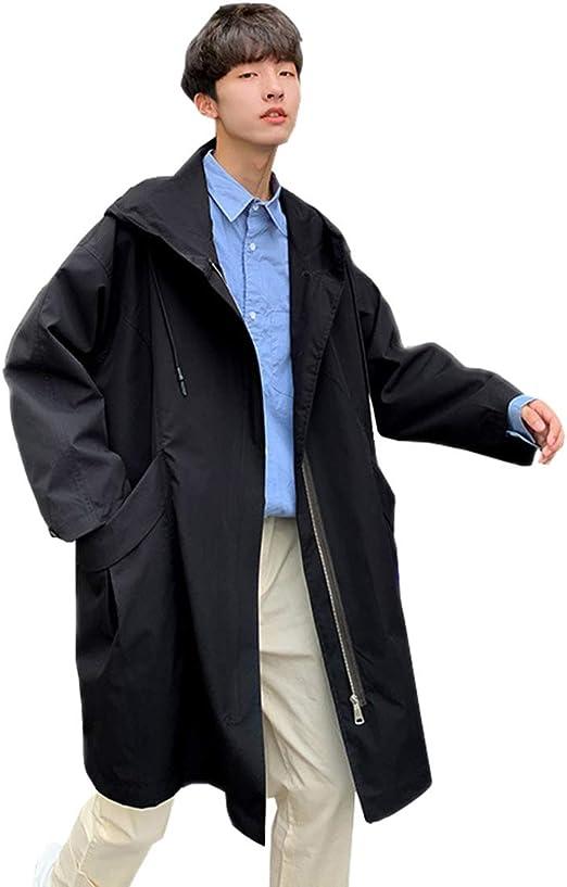 コート メンズ トレンチコート ロングコート フード付き アウター コート 裏起毛 大きいサイズ シンプル カジュアル ビジネス コート 春秋冬 ボア 防寒ジャケット