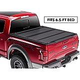 "BAK Industries BAKFlip MX4 Hard Folding Truck Bed Cover 448330 2017-18 Ford Super Duty 6' 9"""