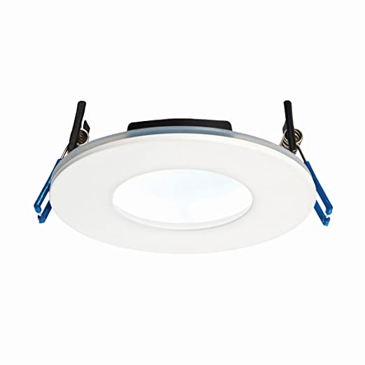 ceiling p light shade low acrylic white profile