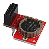 HALJIA I2C RTC DS1307 RTC Real Time Clock Module for Raspberry Pi Arduino