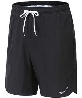 39ea69aff1 Amazon.com: Men's Swim Trunks and Workout Shorts – Perfect Swimsuit ...