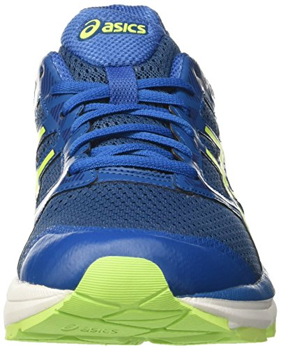 Asics Gel-Phoenix 8, Scarpe Running Uomo Blu (Thunder Blue/Safety Yellow/Indigo Blue 4907)