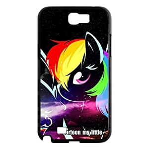 My Little Pony Ipod Touch 4 Hard Case Cover Custom Cartoon Stylish Colorful Phone Case at Big-dream