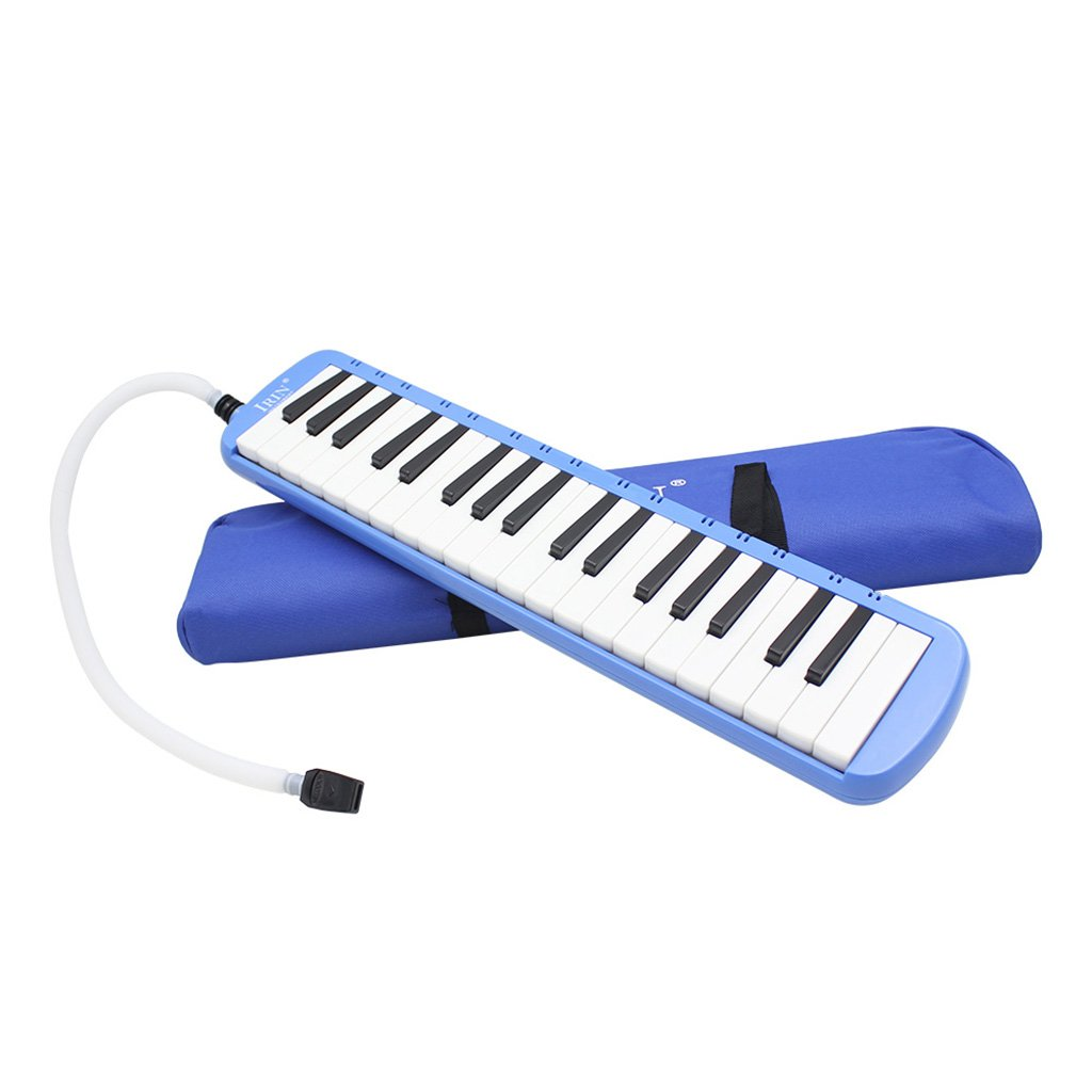 Generic Imported 37 Key Melodica With Carry Bag Blue product image