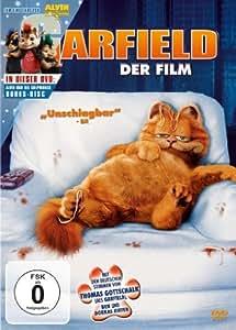 Garfield - Der Film [Alemania] [DVD]: Amazon.es: Breckin