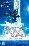 Ringwelt Thron / Hüter der Ringwelt: Zwei Romane in einem Band. Doppelband 2 (Known Space, Band 2)