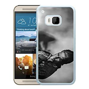 Beautiful Designed Case With Sons Of Anarchy Jax Teller Charlie Hunnam White For HTC ONE M9 Phone Case