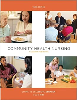 Community Health Nursing A Canadian Perspective 3rd Edition