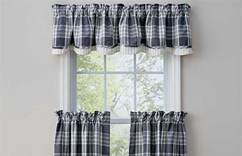 Dylan Layered Valance by Park Designs 72