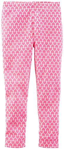 Carters Baby Girls Print Leggings
