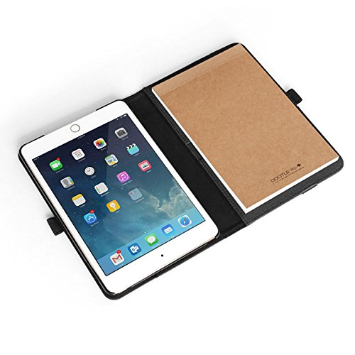 ipad cover with notepad