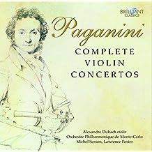 Paganini / Cadenzas By Alexand