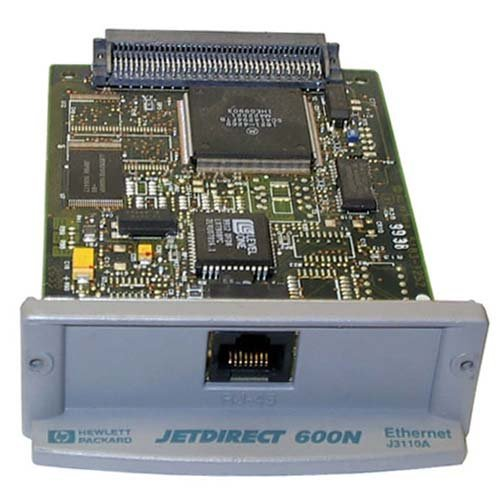 HP J3110-69001 OEM - JetDirect 620n internal print server - 10BaseT and 100Base by HP