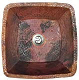 Copper Vessel Sink 14