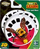 : View-Master Bugs and More Look & Learn Reels