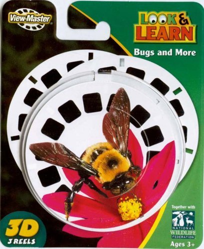 View-Master Bugs and More Look & Learn Reels by View Master (Image #3)