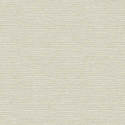 York Wallcoverings Y6150903 Glam Horizontal Texture Wallpaper, Cream, Beige ()
