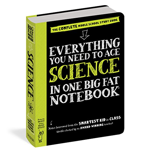 Complete Fat - Everything You Need to Ace Science in One Big Fat Notebook: The Complete Middle School Study Guide (Big Fat Notebooks)