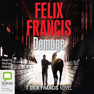 Damage Audiobook