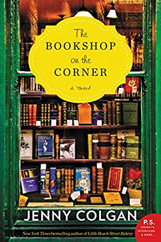 book cover of The Bookshop on the Corner