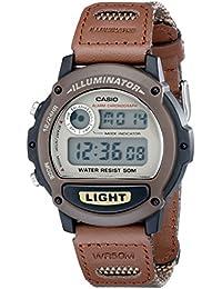 Men's W89HB-5AV Illuminator Sport Watch