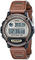 Casio Men's W89HB-5AV Illuminator Sport Watch