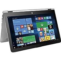 Top Performance HP x360 15.6 2-in-1 FHD IPS 1080p Touchscreen Laptop | Intel Core i5-7200U | 12GB DDR4 RAM | 1TB HDD | Backlit Keyboard | Bluetooth | HDMI | B&O Play | Windows 10-Silver