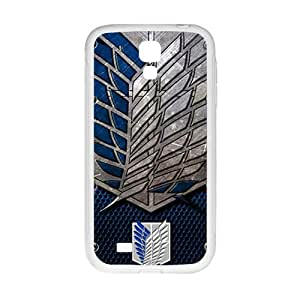 attack on titan Phone Case for Samsung Galaxy S4 Case