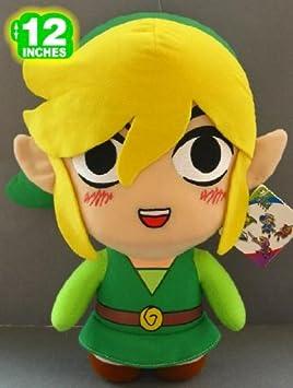 Oly Zelda Peluche Link Chibi 30cm