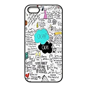 Fault in our Stars Romance Movie Poster Best Custom Cell Phone Case Cover For HTC One M7