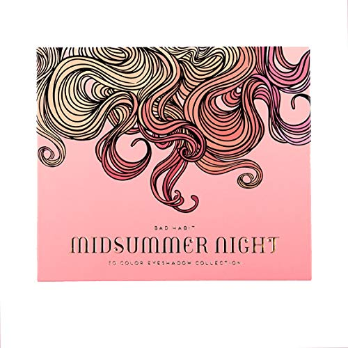 Bad Habit Midsummer Night Eyeshadow Palette - 30 Color Shadow Collection