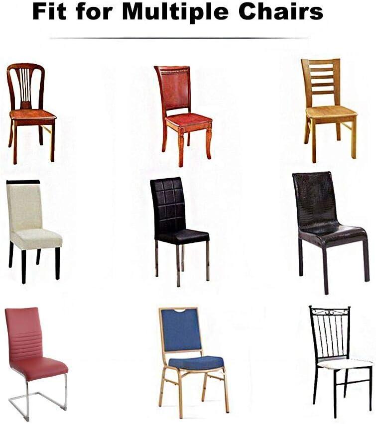 SUPERSUN Ensemble de 6 Chaise