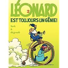 Léonard - tome 02 - Léonard est toujours un génie ! (French Edition)
