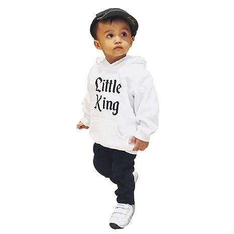 Sudadera Niña con capucha Chaquetas y abrigos para niña y niño ...