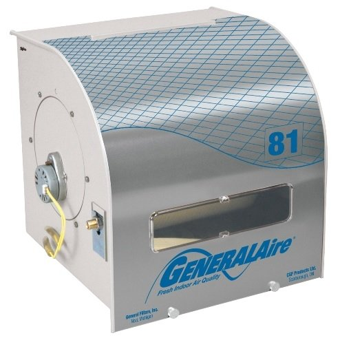 GeneralAire 81 Legacy Drum Humidifier, 24V