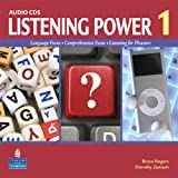 Listening Power 1 Audio CD, Rogers, Bruce and Zemach, Dorothy, 0132315416
