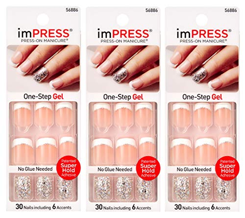 3-PACK KISS imPRESS