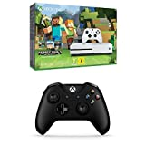Xbox One S (500GB) with Minecraft + Controller
