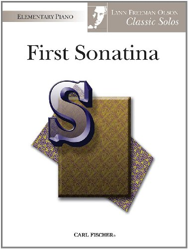 First Sonatina (Classic Solos, Elementary (First Sonatina Book)