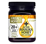 The Real Honey Company Total Activity Manuka Honey 20+ 250g