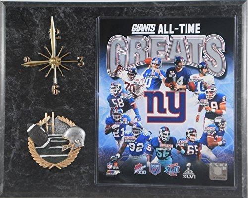 new york giants wall clock - 6